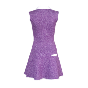 Grace Golf Dress Tall - Heather Purple
