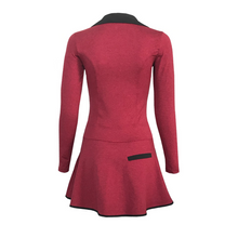 Load image into Gallery viewer, Balance Golf Dress - Heather Red