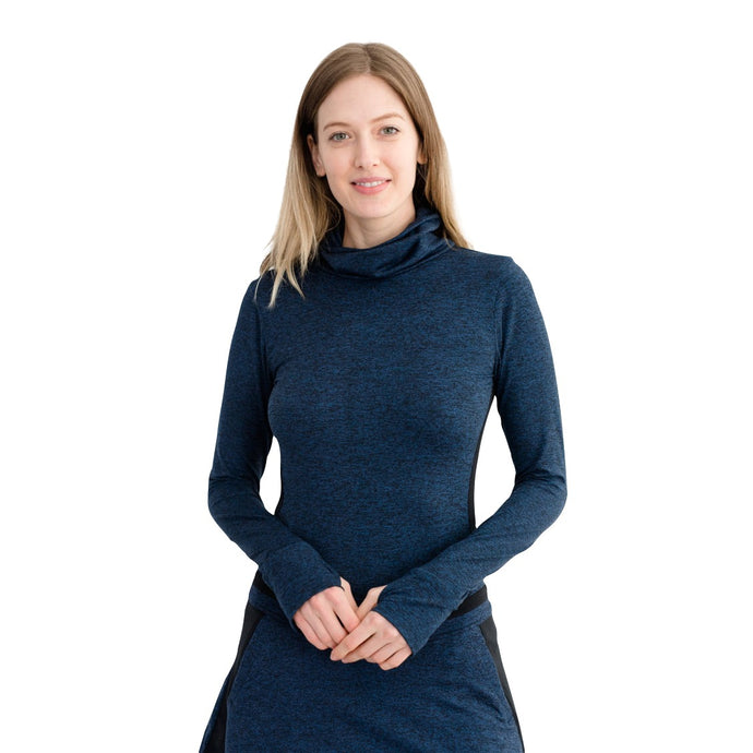 Define Pullover - Heather Navy