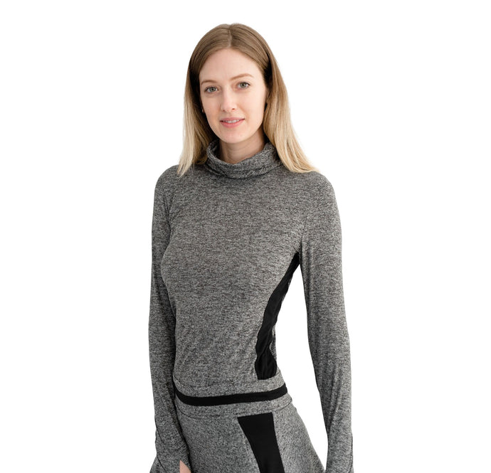 Define Pullover - Heather Gray