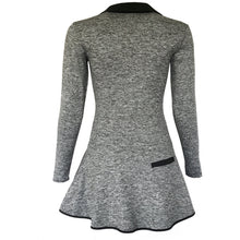 Load image into Gallery viewer, Balance Golf Dress - Heather Grey