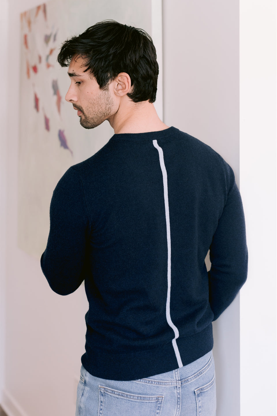 the matt – crewneck cashmere