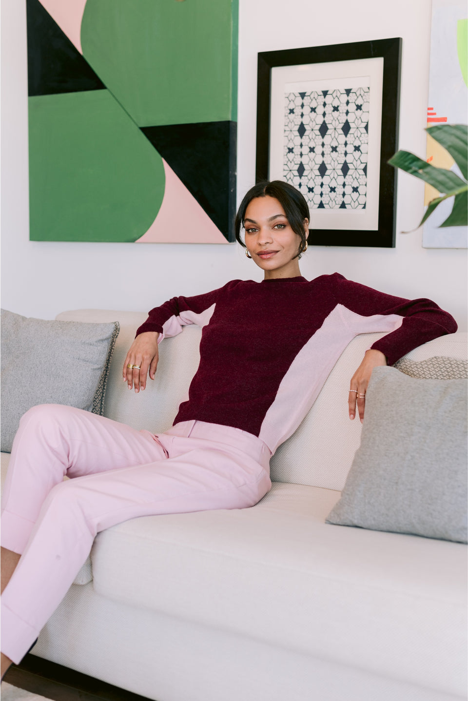 the carly – crewneck cashmere