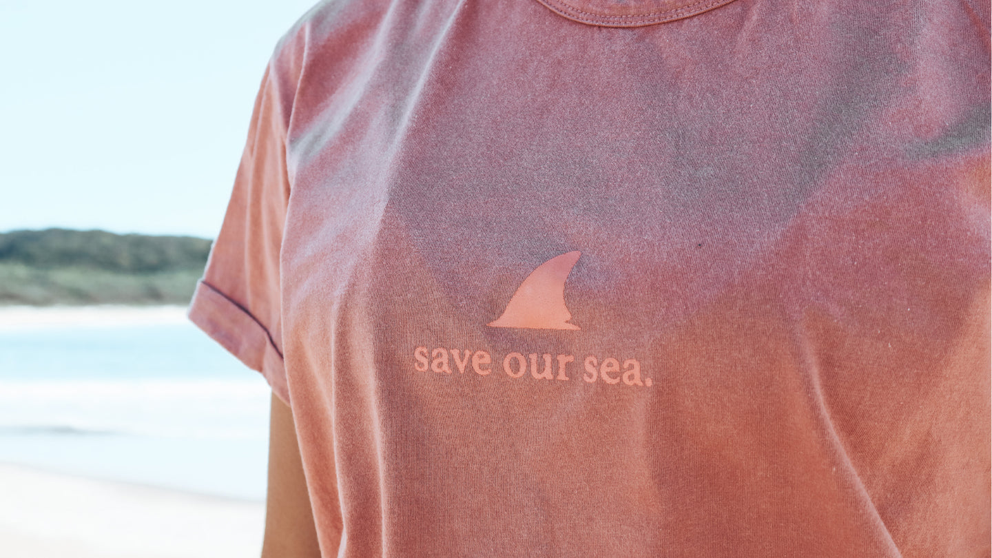 ALL NEW SAVE OUR SEA TEES