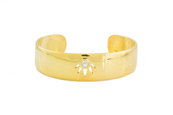 Desert Dreams Cuff Gold