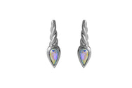 Legend Unicorn Horn Earrings - Rainbow