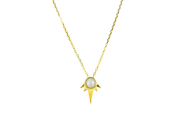Desert Dreams Necklace Gold