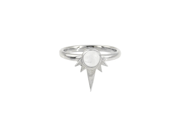 Desert Dreams Ring Silver