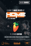 Learn To Make Beats At Home *Incl FL Fruity edition Software