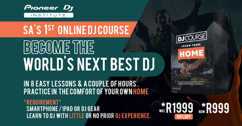 Learn to DJ at Home