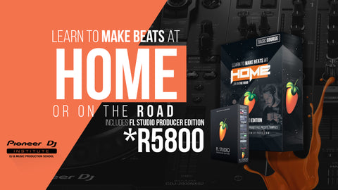 Learn To Make Beats At Home *Incl FL Producer edition Software