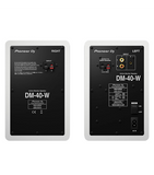 PIONEER DM40W (WHITE) (PAIR)