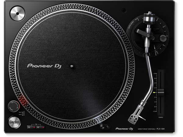 Pioneer PLX 500 Turntables