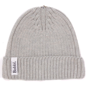 Baby Classic Hat - Light Grey