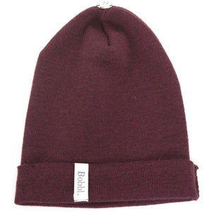 Womens Merino Wool Beanie Hat