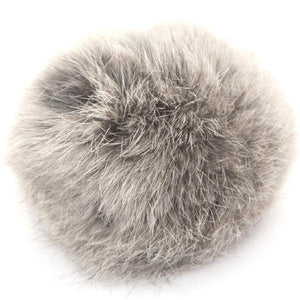 Rabbit Fur Mini Bobbl