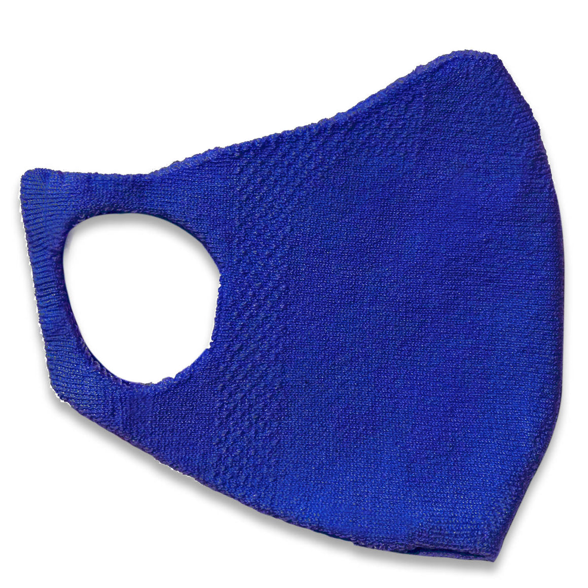 Adults One Piece Mask - Royal Blue