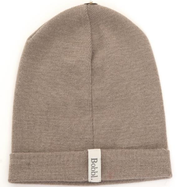 Beanie Hat - Taupe