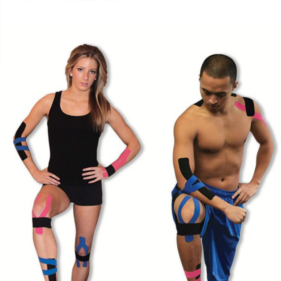 Pro-Tec Kinesiology Tape I-Cut