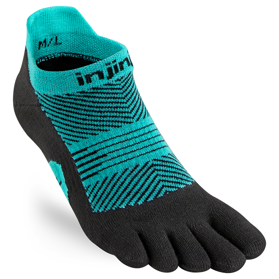 Injinji Womens Specific RUN Lightweight No-Show