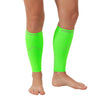 SALE: Zensah Unisex Compression Reflective Leg Sleeves (XS/S)