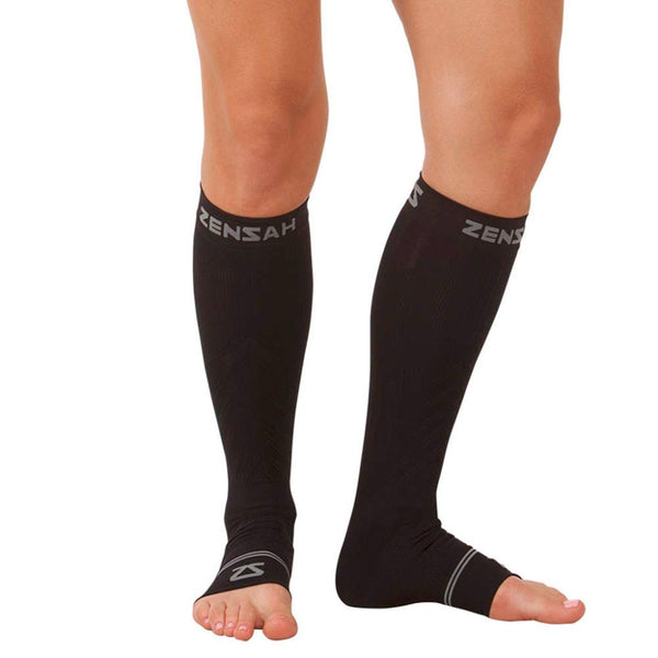 SALE - Zensah Compression Ankle/Calf Sleeves