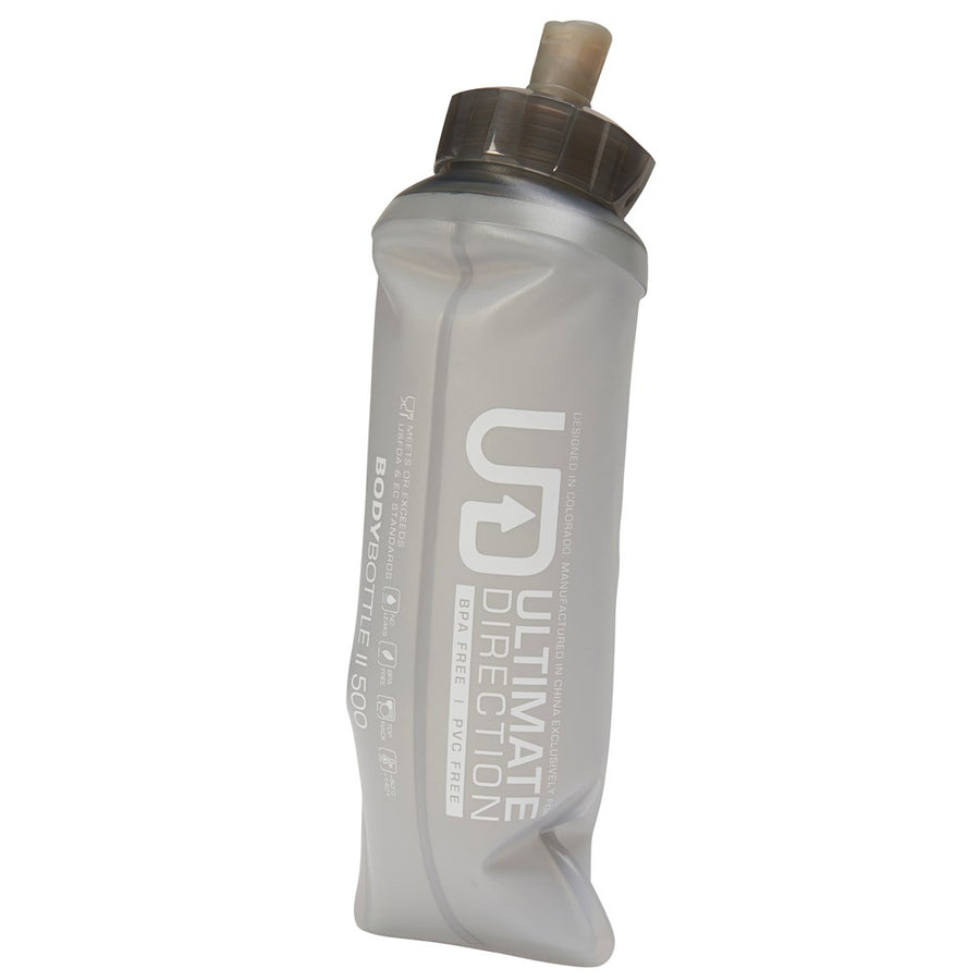 Ultimate Direction Body Bottle II 500 Lightweight Water Bottle