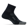 Feetures! Elite Light Cushion Quarter Socks