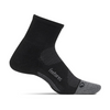 Feetures! Elite Max Cushion Quarter Socks