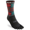Injinji Spectrum Trail Midweight Crew Running Socks