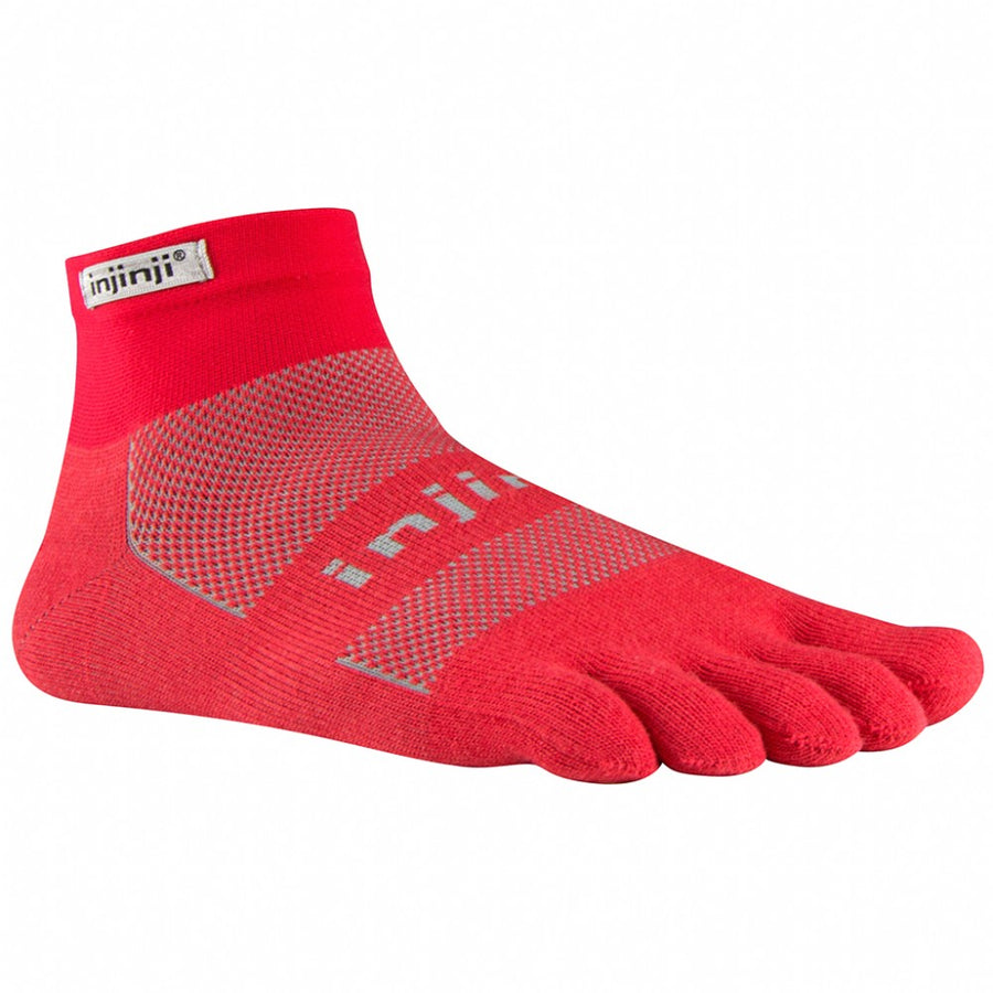 SALE: Injinji RUN 2.0 Midweight Mini-Crew (Large)