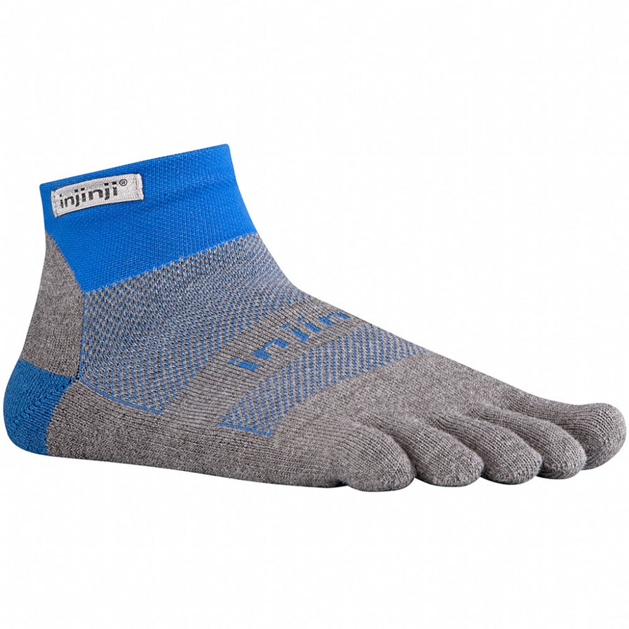 SALE: Injinji RUN 2.0 Midweight Mini-Crew (Small)