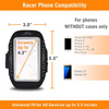 Armpocket Racer Running Armband for iPhone SE 2020/8/7/6, Galaxy S7 & more