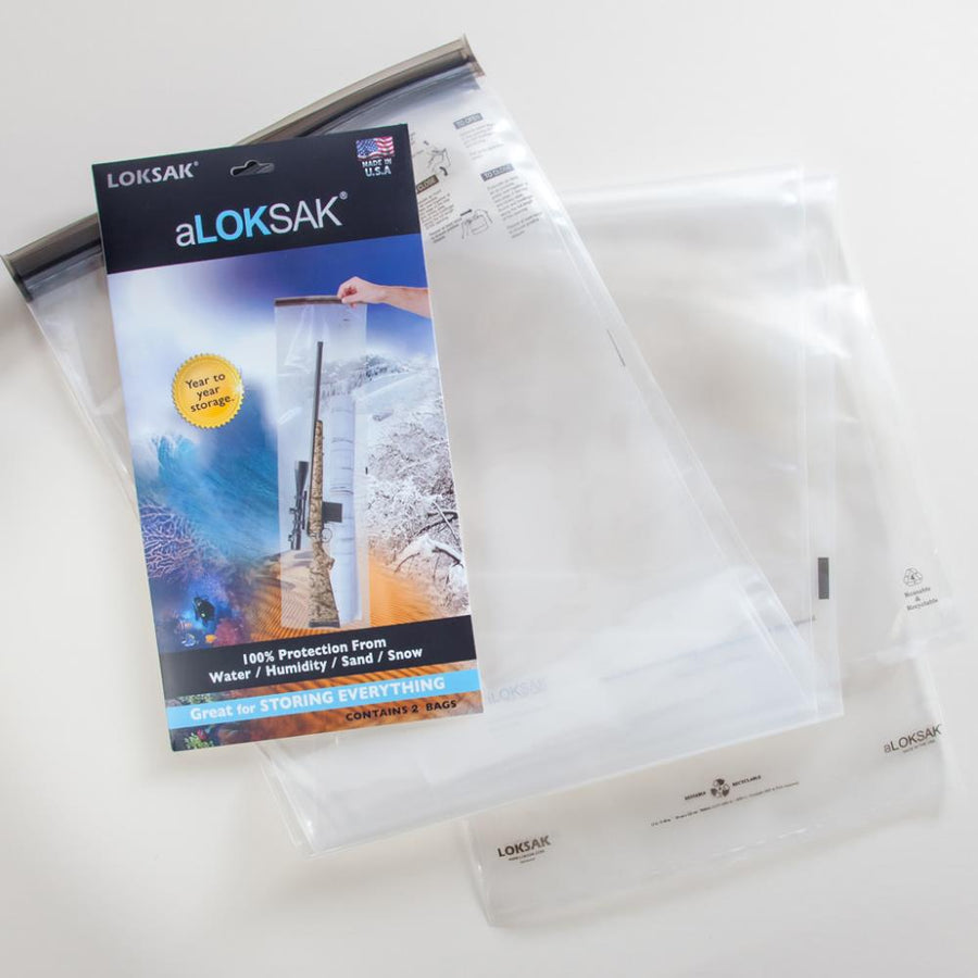aLOKSAK Waterproof Bag Multi Packs - ITM