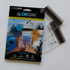 aLOKSAK Waterproof Bag: 9.5cm x 17.5cm (2 Pack)
