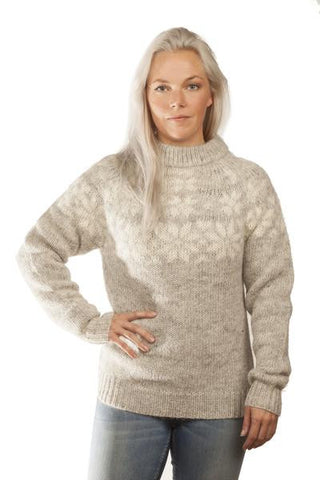 Icelandic Wool Sweaters For Women