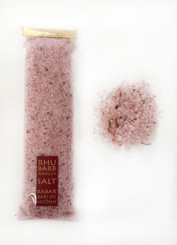 Icelandic sweaters and products - Rhubarb Angelica Salt Food - Shopicelandic.com