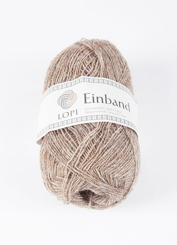 Icelandic sweaters and products - Einband 0885 Wool Yarn - Oatmeal Einband Wool Yarn - Shopicelandic.com