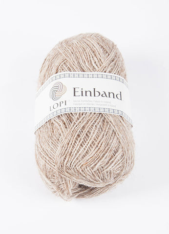 Icelandic sweaters and products - Einband 0886 - Beige Heather Einband Wool Yarn - Shopicelandic.com