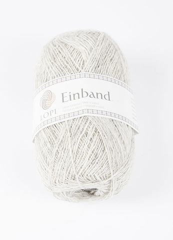 Icelandic sweaters and products - Einband 1026 Wool Yarn - Ash Heather Einband Wool Yarn - Shopicelandic.com