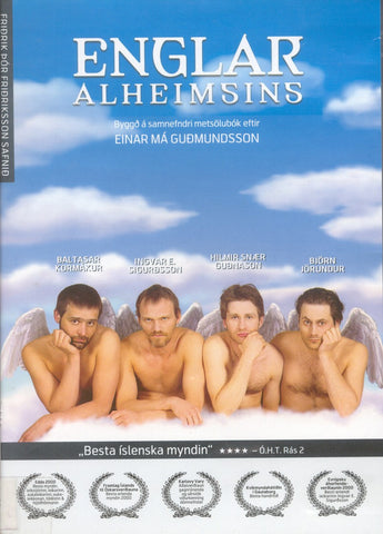 Icelandic sweaters and products - Englar Alheimsins - Angels of the Universe (DVD) DVD - Shopicelandic.com
