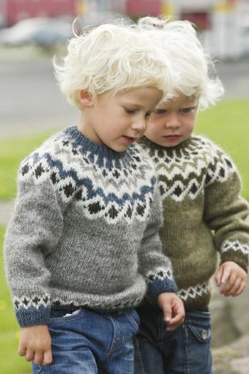 Kids Wool Pullovers Shopicelandic