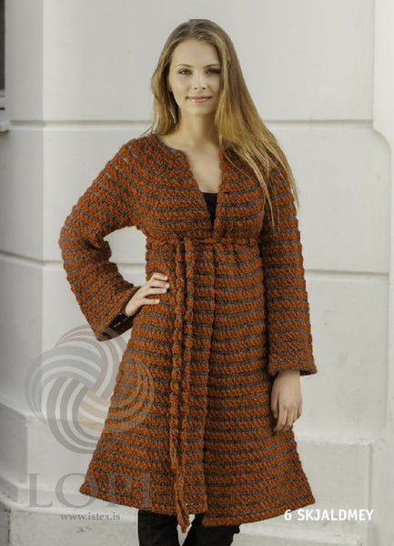 '- Icelandic Skjaldmey Women Wool Dress - Tailor Made - Nordic Store Icelandic Wool Sweaters  - 1