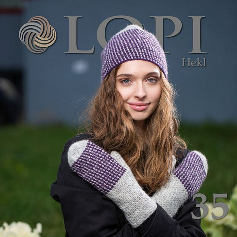Icelandic sweaters and products - Lopi Pattern Book No. 35 Book - Shopicelandic.com