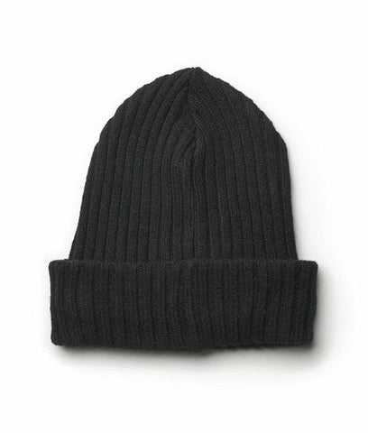 Icelandic sweaters and products - Wool Hat Black Wool Accessories - Shopicelandic.com