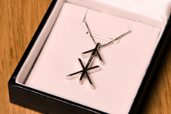 Taurus Zodiac Rune - Jewelry - Shop Icelandic Products