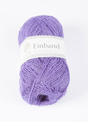 Icelandic sweaters and products - Einband 9044 Wool Yarn - Purple Einband Wool Yarn - Shopicelandic.com