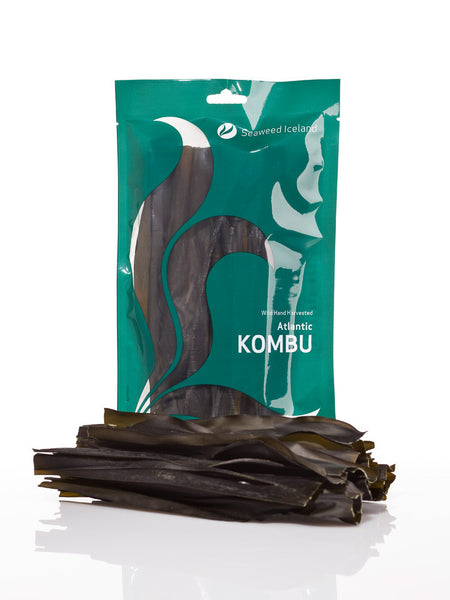 Seaweed - Atlantic Kombu - Hrossaþari (50gr) - Food - Shop Icelandic Products