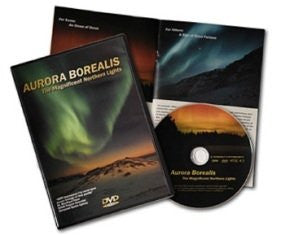 Icelandic sweaters and products - Aurora Borealis (DVD) DVD - Shopicelandic.com