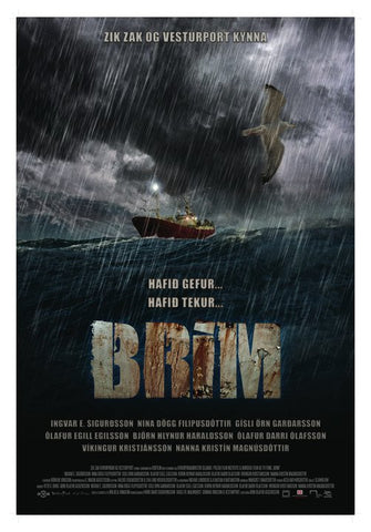 Icelandic Products Brim - Undercurrent (DVD) DVD- ShopIcelandic